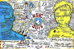 DOODLE-DAY-1-ROUND-SQUARE-INTERNATIONAL-CONFERENCE-RSIC-2019-EMERALD-HEIGHTS-SCHOOL-INDORE-INDIA
