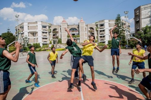 Emerald Heights International School Indore-Best School Infrastructure-09