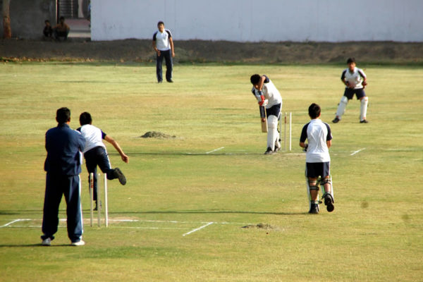 Emerald Heights School Indore - Best Sports Infrastructure - Cricket (1)