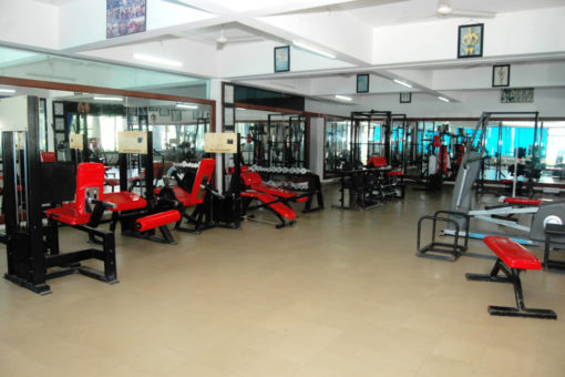 Emerald Heights School Indore - Best Sports Infrastructure - Gym1