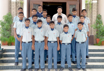 Football Team U-17 Emerald Heights School