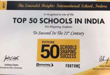 Fortune Magazine Future 50 Award Emerald Heights School 2