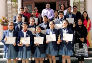 IPSC ART FEST WINNERS EMERALD HEIGHTS SCHOOL