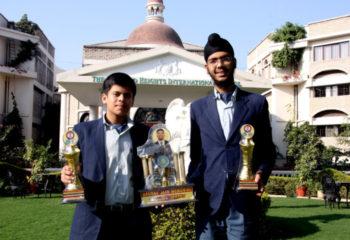 JAIN MEMORIAL DEBATE COMPETITION WINNERS EMERALD HEIGHTS SCHOOL