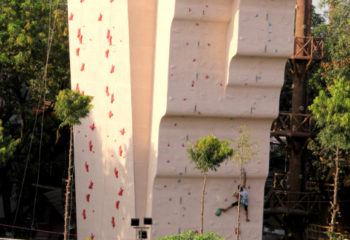 ZONAL WALL CLIMBING COMPETITION EMERALD HEIGHTS SCHOOL 10