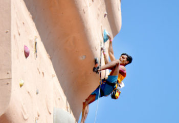 NATIONAL SPORT CLIMBING COMPETITION EMERALD HEIGHTS SCHOOL 1