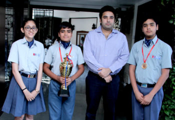 CYBER SECURITY & ETHICAL HACKING WINNER EMERALD EHGITHS SCHOOL 1