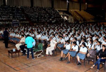 DRUG AWARENESS PROGRAM EMERALD HEIGHTS SCHOOL 4