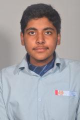 TANISH SANGHAVI - 94.8%