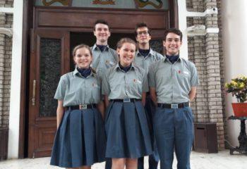 EMERALD HEIGHTS SCHOOL WELCOMES EXCHANGE STUDENTS 1