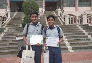 TCS IT QUIZ WINNERS EMERALD HEIGHTS SCHOOL