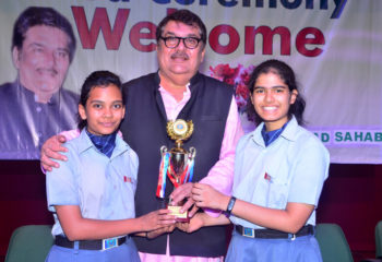 CREATIVE WRITING POETRY 2ND PARISHI AND MANSI BIRLA KALYAN EMERALD HEIGHTS SCHOOL