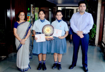 RAJA RAMMOHAN ROY DEBATE WINNERS EMERALD HEIGHTS SCHOOL
