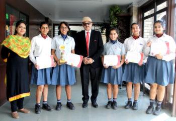 NIDAAN WINNER PROJECT PPT EMERALD HEIGHTS SCHOOL 2