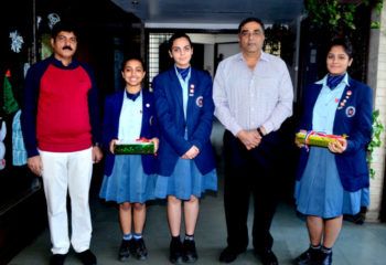 FRENCH WORD POWER COMPETITION WINNERS EMERALD HEIGHTS SCHOOL