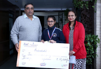 POSTER COMPETITION FSSAI EMERALD HEIGHTS SCHOOL