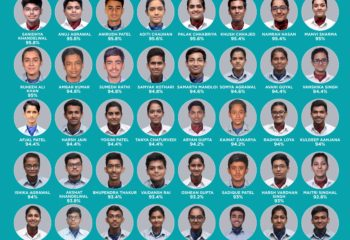 CLASS 12TH TOPPERS 2018-19 EMERALD HEIGHTS SCHOOL