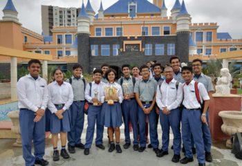The Emerald Heights International School Indore