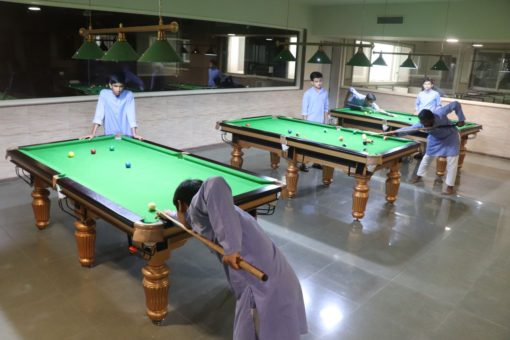 BOYS BOARDING HOUSE BILLIARDS EMERALD HEIGHTS SCHOOL