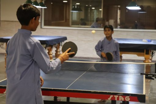 BOYS BOARDING HOUSE TABLE TENNIS EMERALD HEIGHTS SCHOOL