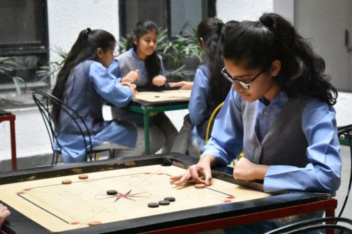 GIRLS BOARDING HOUSE CARROM EMERALD HEIGHTS SCHOOL