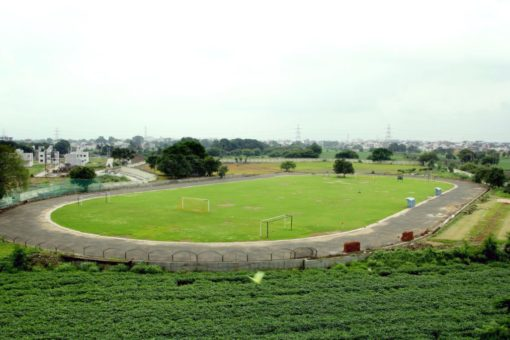 400M RUNNING TRACK EMERALD HEIGHTS SCHOOL