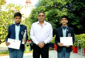 GAURAV JAIN MEMORIAL ENGLISH DEBATE COMPETITION EMERALD HEIGHTS SCHOOL 3RD