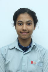 MANASVI NIDUGALA - 98.8 ( City Topper  -  Best of 5 Subjects )