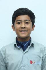 VIDIT BHANDARI - 95.8